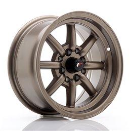 JR Wheels JR19 14x7 ET0 4x100/114.3 Bronze Mat