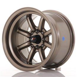 JR Wheels JR19 14x9 ET-25 4x100/114.3 Bronze Mat