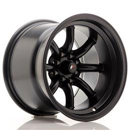 JR Wheels JR19 15x10.5 ET-32 4x100/114.3 Black