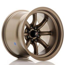 JR Wheels JR19 15x10.5 ET-32 4x100/114.3 Bronze Mat