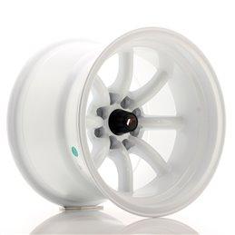 JR Wheels JR19 15x10.5 ET-32 4x100/114.3 Blanc