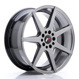 JR Wheels JR20 19x8.5 ET20 5x114.3/120 Hyper Black