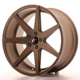 JR Wheels JR20 20x10 ET40 5x112 Bronze Mat