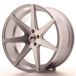 JR Wheels JR20 20x11 ET30 5x112 Argent Face Polie