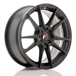 JR Wheels JR21 17x7 ET40 4x100/114.3 Noir Mat