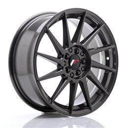JR Wheels JR22 17x7 ET35 5x100/114.3 Hyper Gray