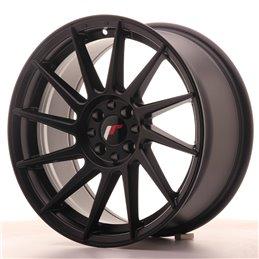 JR Wheels JR22 17x8 ET35 4x100/114.3 Noir Mat