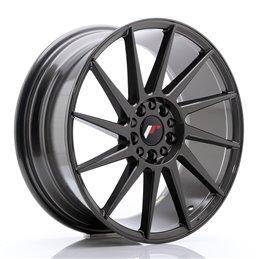 JR Wheels JR22 18x7.5 ET35 5x100/120 Hyper Gray