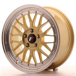 JR Wheels JR23 17x8 ET35 5x100 Or / Bord Poli