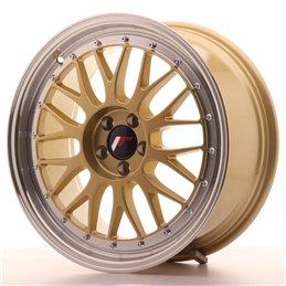 JR Wheels JR23 18x8 ET40 5x112 Or / Bord Poli