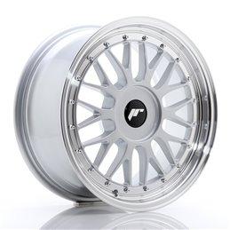 JR Wheels JR23 18x8 ET40 5x112 Hyper Silver / Bord Poli