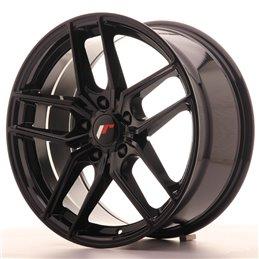 JR Wheels JR25 18x8.5 ET40 5x112 Noir Brillant