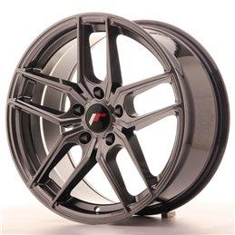 JR Wheels JR25 18x8.5 ET40 5x112 Hyper Black