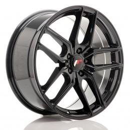 JR Wheels JR25 19x8.5 ET40 5x112 Noir Brillant