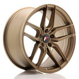 JR Wheels JR25 19x9.5 ET35 5x120 Bronze