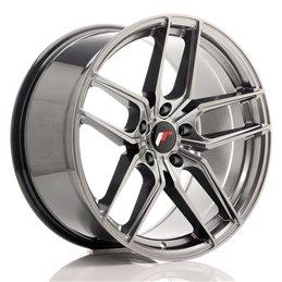 JR Wheels JR25 19x9.5 ET40 5x112 Hyper Black