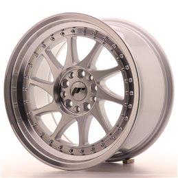 JR Wheels JR26 17x9 ET25 5x114.3/120 Argent Face Polie