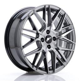 JR Wheels JR28 17x7 ET40 4x100 Hyper Black