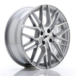 JR Wheels JR28 17x7 ET40 4x100 Argent Poli
