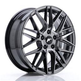 JR Wheels JR28 17x7 ET35 5x100 Hyper Black