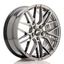 JR Wheels JR28 18x7.5 ET40 5x112 Hyper Black
