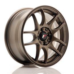 JR Wheels JR29 15x7 ET35 4x100/108 Bronze Mat