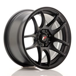 JR Wheels JR29 15x8 ET28 4x100/108 Noir Mat