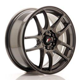 JR Wheels JR29 16x7 ET40 5x100/114.3 Hyper Gray
