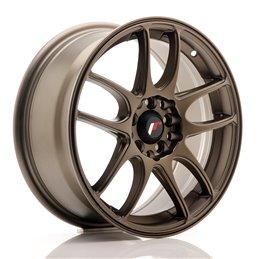 JR Wheels JR29 16x7 ET40 5x100/114.3 Bronze Mat