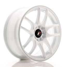 JR Wheels JR29 16x7 ET40 5x100/114.3 Blanc