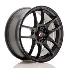 JR Wheels JR29 16x7 ET40 4x100/108 Noir Mat