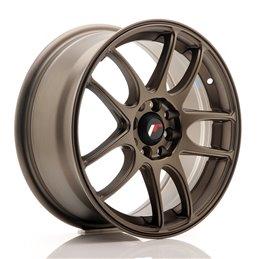 JR Wheels JR29 16x7 ET40 4x100/108 Bronze Mat