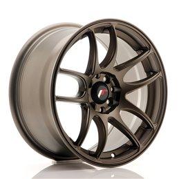 JR Wheels JR29 16x8 ET28 4x100/108 Bronze Mat