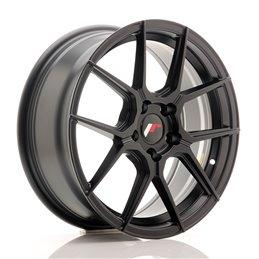 JR Wheels JR30 17x7 ET40 5x112 Noir Mat