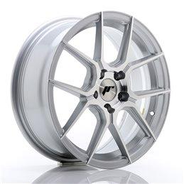 JR Wheels JR30 17x7 ET40 5x112 Argent Face Polie