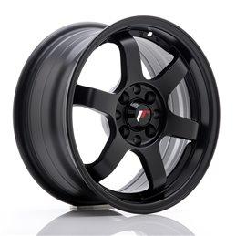 JR Wheels JR3 15x7 ET40 4x100/114.3 Noir Mat