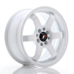 JR Wheels JR3 15x7 ET40 4x100/114.3 Blanc