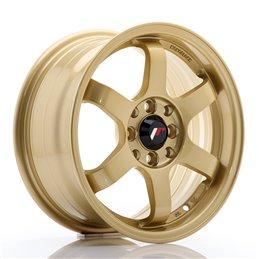 JR Wheels JR3 15x7 ET25 4x100/108 Or