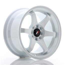 JR Wheels JR3 15x8 ET25 4x100/108 Blanc