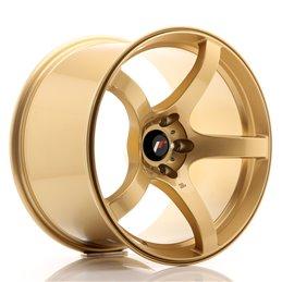JR Wheels JR32 18x10.5 ET22 5x114.3 Or