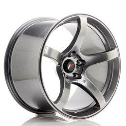 JR Wheels JR32 18x10.5 ET22 5x114.3 Hyper Black