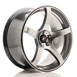 JR Wheels JR32 18x8.5 ET38 5x100 Hyper Black