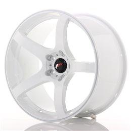 JR Wheels JR32 18x9.5 ET18 5x114.3 Blanc