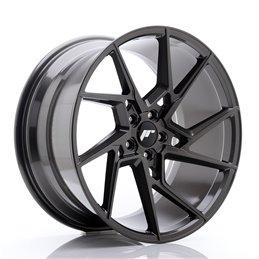 JR Wheels JR33 20x10 ET40 5x112 Hyper Gray