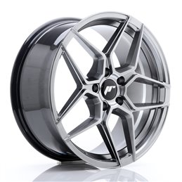 JR Wheels JR34 18x8 ET42 5x114.3 Hyper Black