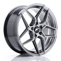 JR Wheels JR34 18x8 ET42 5x112 Hyper Black