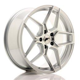 JR Wheels JR34 19x8.5 ET35 5x120 Argent Face Polie