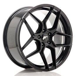 JR Wheels JR34 19x8.5 ET40 5x112 Noir Brillant