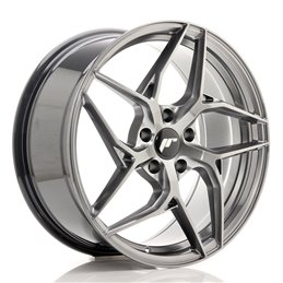 JR Wheels JR35 19x8.5 ET35 5x120 Hyper Black