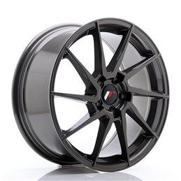 JR Wheels JR36 18x8 ET45 5x114.3 Hyper Gray